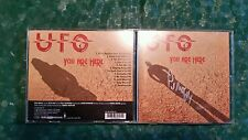 You Are Here;UFO Signed CD -dvd lp;Led Zeppelin John Bonham=Jason;Vinnie Moore
