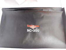 National Nc-300 Signature Series Ham Radio Amateur Radio Dust Cover