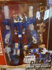 Takara Tomy LG-14 Transformers Legends Ultra Magnus With Alpha Trion MIB