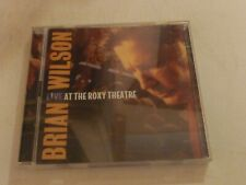 BRIAN WILSON  - LIVE AT THE ROXY THEATRE [2002] - 5 bonus tracks