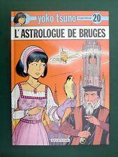 LELOUP Yoko Tsuno eo 20 L'astrologue de Bruges