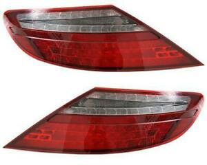 Rear Lights Rear Lights Left Right Mercedes-Benz R172 SLK SLC AMG 55 43