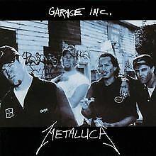 Garage Inc. by Metallica | CD | condition good