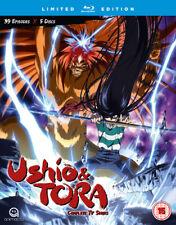 Ushio and Tora - Complete Series Collection Blu-Ray (2017) Satoshi Nishimura