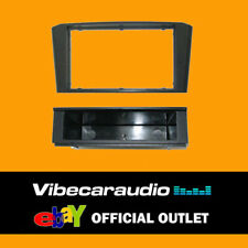 Autoleads FP-11-17 Toyota Avensis T25 Single Din Fascia Removable Pocket