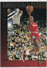 1994-95 UPPER DECK - JORDAN HEROES - 1985 NBA ROY