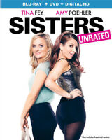 Sisters [New Blu-ray] With DVD, UV/HD Digital Copy, 2 Pack, Digitally Mastered