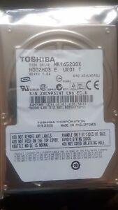 "TOSHIBA  2.5"" 160GB SATA HARD DRIVE FOR LAPTOP"