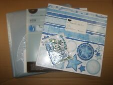 Creative Memories MAKE-A-WISH 12x12 Album & Border Kit & Paper & Embellishments
