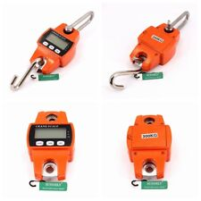 Mini Portable Crane Scale 300kg/600lb Electronic Digital Heavy Duty HangingScale