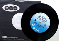 """FRANKIE MILLER - WHY DON'T YOU SPEND THE NIGHT 7"""" 45 - ACCEPT. CON - AUS PRESS"""
