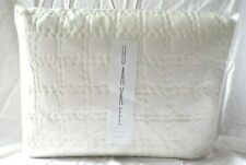 Oake Jersey King Quilted Coverlet Quilt, Ivory, Bloomingdales, $350