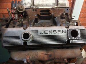 Jensen 383 mopar engine