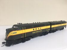 HO Scale InterMountain EMD FT A&B set Seaboard SAL w/ Sound DCC