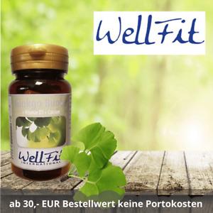 Wellfit - Gingko Biloba -60 Kapseln