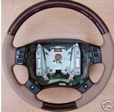 Land Rover Brand Range Rover P38 1995-2002 Walnut Wood Steering Wheel OEM New