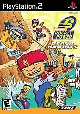 Rocket Power: Beach Bandits (Sony PlayStation 2, 2002) FREE SHIPPING