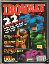 IRONMAN bodybuilding magazine/Freddy Ortiz/ Denise Paglia 7-94