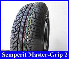 Winterreifen auf Stahlfelgen Semperit Master Grip 165/70R14 81T Citroen C2 , C3
