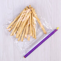 20Pcs Plastic Bag Sealer Clips Sticks Chips by Trendy Cooks Keep Bags Air At