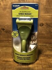 Coastal Pet Products Safari Shed Magic De-Shedding Tool For Cats-Medium/Long ...