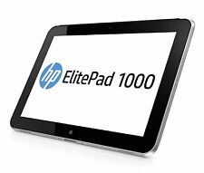 HP ElitePad 1000 G2 Tablet Windows 10 Pro Intel Quad Core