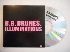 BB BRUNES : ILLUMINATIONS [ CD SINGLE PORT GRATUIT ]