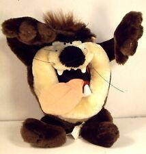 "LOONEY TUNES COMIC CHARACTER Taz 10"" Plush Stuffed Animal"