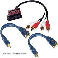 VW Golf 3 vento radio Nokia activamente DSP Sound procesador adaptador cable puerto ISO