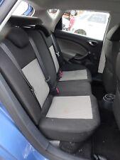 2015 SEAT IBIZA FACELIFT 2009 - 2017 REAR SEAT SET, HEADREST, MIDDLE SEAT BELT