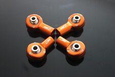 Alloy front ball end set orange color for baja