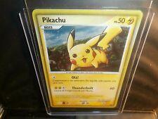 Pokemon 2010 WORLD PIKACHU PW ULTRA PROMO! PORTUGUESE-- ENGLISH BACK ! MT/NM
