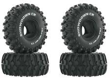 "NEW Duratrax Rock Crawler 1.9"" Showdown CR C3 Tire Set (4) DTXC4019"
