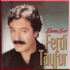 FERDI TAYFUR SERISI - BANA SOR - CD ALBEN