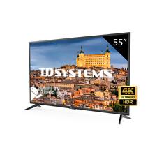 Televisor 55 pulgadas Led Ultra HD Smart TV WiFi TD Systems K55dlg8us