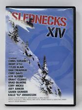 SLEDNECKS 14 XIV DVD 2012 EXTREME SPORTS SNOWMOBILE — with INSERT  Chris Burandt
