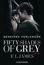 Fifty Shades of Grey  - Geheimes Verlangen von E. L. James (Taschenbuch)