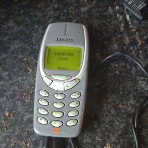 Nokia 3310 - Grey grey with a silverback(Unlocked)