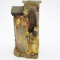 2 Kings Christmas Nativity Magi Wisemen Tii Collections X0235 Transpac Resin