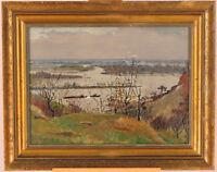 Serhii Shyshko (Sergey Shishko) (1911-1997) Ukrainian Impressionist Oil on Card