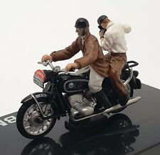 Norev 1/43 Scale 350053 - BMW R60 Motorbike - Tour De France