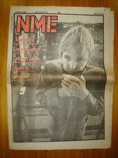 NME 1980 MAR 15 TOM PETTY KILLING JOKE ROB FRIPP DELTA