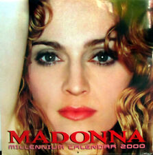 Madonna 2000 Calendar Sealed Ray Of Light Icon Fan Club Medellin Madame X Icon