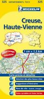 CREUSE / HAUTE - VIENNE 11325 CARTE ' LOCAL ' ( France )  by Michelin 2067132687