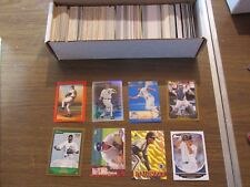DETROIT TIGERS LARGE 400 CARD LOT, INSERTS, ROOKIES & PARALLEL CARDS ONLY