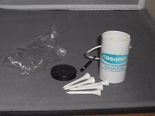 Nasonex Drug Rep Golf Caddie mit 5 Holz Golf Tees nie benutzt neuwertig in Kunststoff