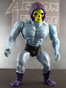 """SKELETOR 1982 Vtg Masters o/t Universe 5.5"""" Action Figre Toy BEATER Condition"""