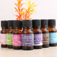 10 Ml Pure Natural Aromatherapy Essential Oil Fragrance Aroma Therapeutic Supply