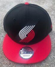 New Era 9FIFTY Portland Trailblazers NBA Snapback Baseball Hat Cap