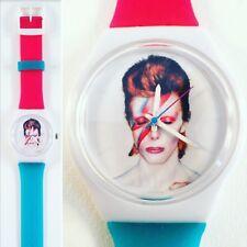 David Bowie watch - Retro 80s designer watch